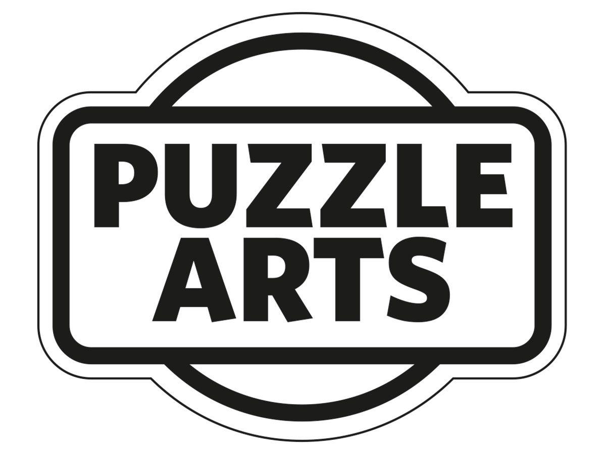 Logo Puzzle Arts