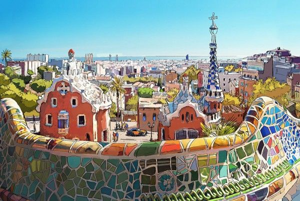 Parc_Guell_Pano_70x50_Web