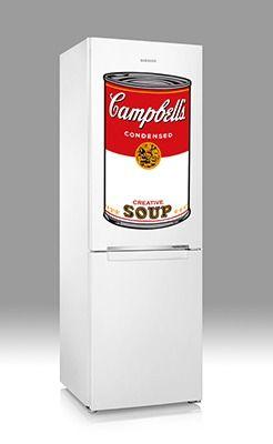 """Vinil """"Sopa Campbell's"""""""