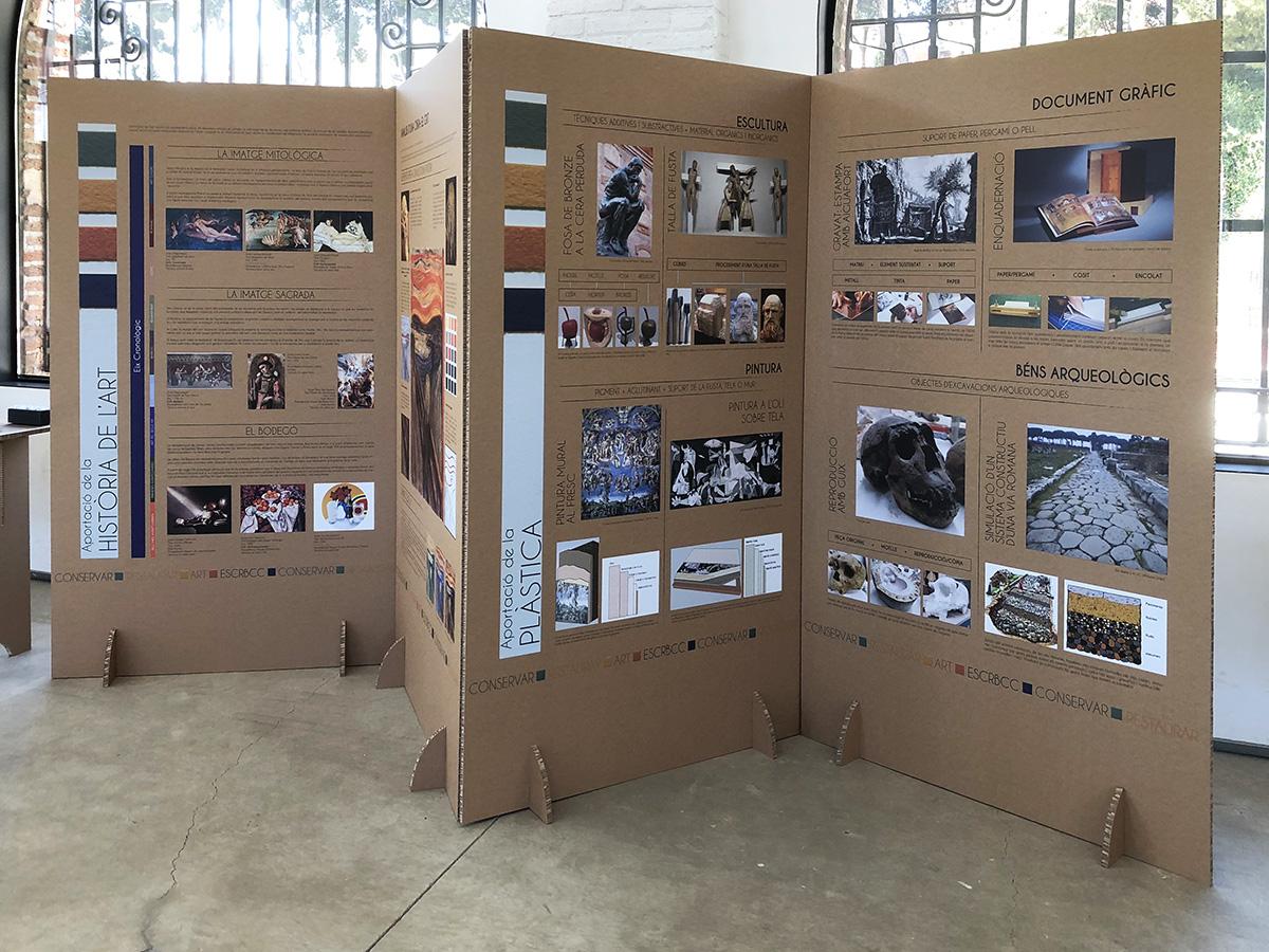 Exposición per ESCRRBCC
