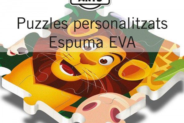 Puzles Personalitzats EVA